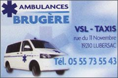 Ambulances Brugère
